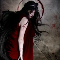 Angels and demons - Gothic art gallery