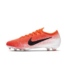 1107c907cff Nike Vapor 12 Elite FG Firm-Ground Soccer Cleat Size 11.5 (Hyper Crimson)
