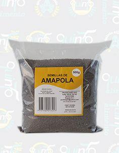 semillas de amapola