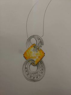 Gold Pendent, Pendant Set, Photo Jewelry, Jewelry Art, Ring Sketch, Jewelry Design Drawing, Chanel Pearls, Jewelry Illustration, Jewellery Sketches