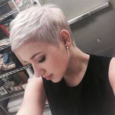 I want... but I want the cut and the colour.