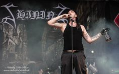 Niklas Kvarforth, Shining (black metal / dsbm, Sweden) <3