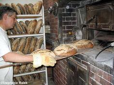 Poujauran, boulanger des bistrots