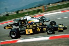 Ronnie Peterson, lotus 72