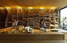 Bakery in Melbourne [by March Studio]