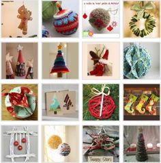 Tutorial e idee per decorazioni natalizie