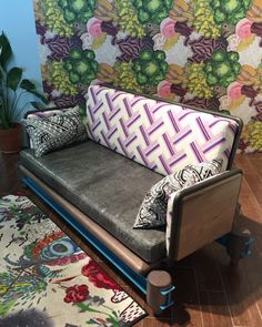 I Beam couch I Beam, Art Sketches, House Interiors, Cool Designs, Crane, Bespoke, Furniture Design, Arm Chairs, Textures Patterns