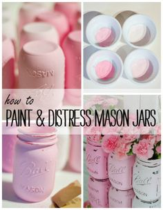 How to Paint & Distr