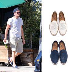 Ünlülerin Ayakkabı Tercihlerini İncelemeye Devam Ediyoruz: Leonardo Dicaprio!Blog yazımız dahaiyiyeadimat.com'u ziyaret edin!