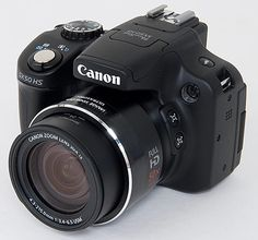 Resource for Canon PowerShot SX50 HS