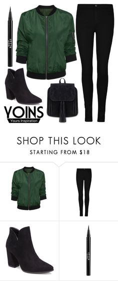 """""""yoins fashion"""" by j-n-a ❤ liked on Polyvore featuring Stila, yoins, yoinscollection and loveyoins"""