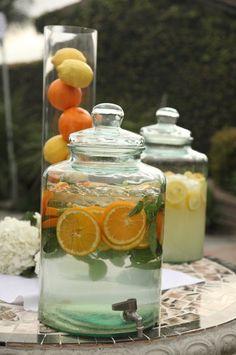 nice idea for a summer wedding