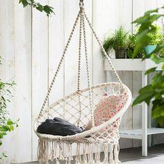 Hanging Hammock Chair, Swinging Chair, Hanging Chairs, Swing Chairs, High Chairs, Deck Chairs, Outdoor Chairs, Indoor Outdoor, Outdoor Seating