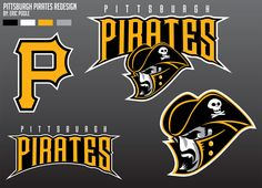 Pittsburgh Pirates New Logo | Pirates-new-logo by Epoole88