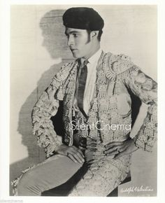 BLOOD AND SAND Publicity Photo #2 Rudolph Valentino