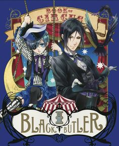 Black Butler: Book of Circus,*starts clapping slowly*They finally made a season accurate to the manga Black Butler Sebastian, Black Butler Ciel, Manga Anime, Manga Art, Anime Guys, Ciel Anime, Anime Kuroshitsuji, Black Butler Kuroshitsuji, Undertaker