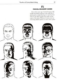 face light shadow - Google 搜尋