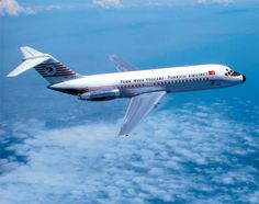 Turkish Airlines - DC9