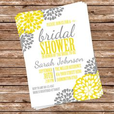 mum flower bridal shower invitation by ericaashleydesigns on etsy 1200