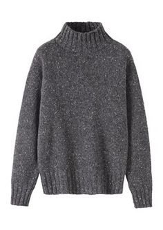 ROLLNECK SWEATER by TOAST