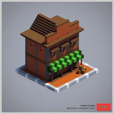 2017 ChunkWorld (Redux) - Imgur Minecraft Building Guide, Building Map, Minecraft Plans, Minecraft Houses Blueprints, Minecraft City, Minecraft Construction, Minecraft Creations, Minecraft Pixel Art, Minecraft Projects