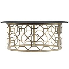 I pinned this Stanley Furniture Avalon Heights Cocktail Table from the La Dolce Vita event at Joss and Main!