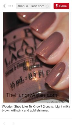 Did You 'Ear About Van Gogh? This wa… Did You 'Ear About Van Gogh? This was very opaque which surprised me. I thought it was too run… Opi Nail Polish, Opi Nails, Shellac, Light Nail Polish, Light Nails, Coffin Nails, Acrylic Nails, Cute Nails, Pretty Nails