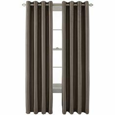 Royal Velvet® Plaza Grommet-Top Curtain Panel - JCPenney 39.99