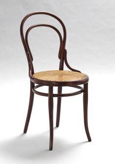 Michael Thonet • Chair No. 14, 1881
