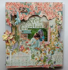 Secret Garden Album - Scrapbook.com