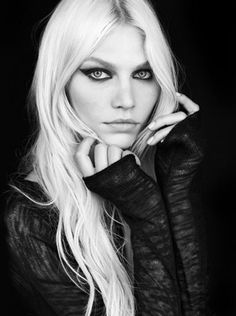 ☆ Rock 'n' Roll Style ☆ Aline Weber - 7 For All Mankind Fall 2013