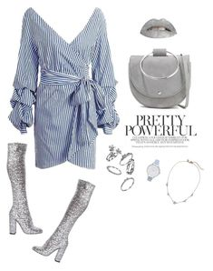 """""""Pretty"""" by abbyharshman8 on Polyvore featuring Dolce&Gabbana, Theory and Olivia Burton"""