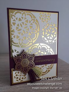 Scrapbooking Stuff: As You See It 150 - DT card