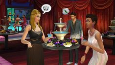 The Sims - You're Invited: The Sims 4 Luxury Party Stuff is Coming Next Week! - Official Site