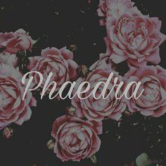 Phaedra / Greek: bright – tattoos for women meaningful Fantasy Character Names, Fantasy Names, Cool Baby Girl Names, Unique Baby Names, Baby Names And Meanings, Names With Meaning, Hippie Names, Bright Tattoos, Goddess Names