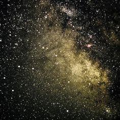 Milky Way Galaxy in the night sky; photography by Luigi Masella