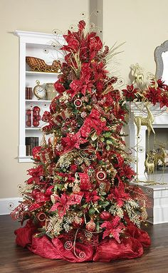 themed Decorated Christmas Trees | Christmas Tree Pictures