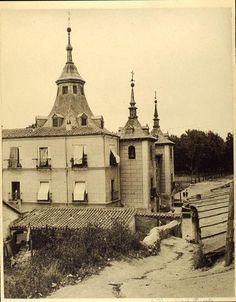 Ermita de la Virgen del Puerto, 1927. Pedro de Retes. Museo de Historia (Madrid)