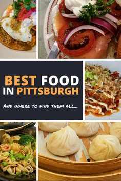 When it comes to restaurants, Pittsburgh is home to some of the country's best. From the local favorites, hole-in-the-wall international restaurants, to gourmet gems that receive worldwide attention, you can find the best ones by clicking here. Pittsburgh Food, Pittsburgh Restaurants, Best Reuben Sandwich, Road Trip Food, All I Ever Wanted, Good Pizza, Food Facts, Best Places To Eat, Foodie Travel