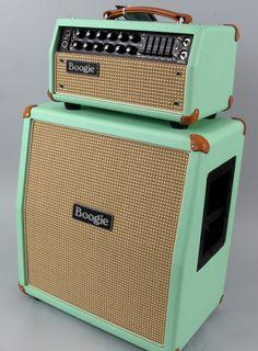Mesa/Boogie Mark Five: 25 Custom Mini Stack | Surf Green