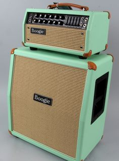 Mesa/Boogie Mark Five: 25 Custom Mini Stack | Surf Green