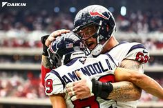 Get you a friend that looks at you like this 😊 🚨 Caption Contest Alert 🚨 Give us your best caption ⤵️ #DaikinLovesHouston The post Houston Texans: Get you a friend that looks at you like this Caption Contest Alert Give us … appeared first on Raw Chili.
