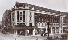 """The Paramount Theatre first opened on February 1932 with Maurice Chevalier in """"The Smiling Lieutenant"""". The sparkling new picture palace delig. Abc Cinema, Cinema Theatre, Leeds Pubs, Leeds City, Roy Orbison, Birmingham Uk, Listed Building"""