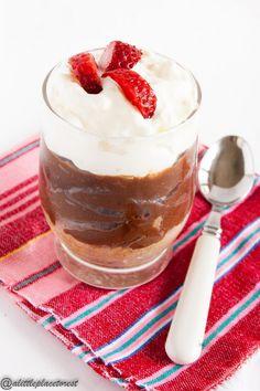 mini cheesecake alla nutella senza cottura - no bake nutella cheesecake