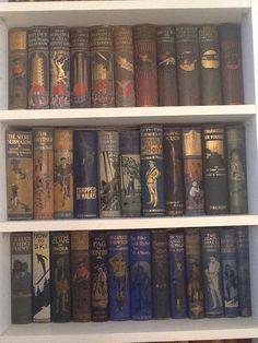 Children's books decorative #bookspines via @IMargolius