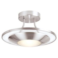 You'll love the 1 Light Semi-Flush Mount at Wayfair.co.uk - Great Deals on all Lighting products with Free Shipping on most stuff, even the big stuff.