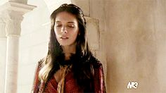 Lady Kenna in Kenna Reign, Lady Kenna, Caitlin Stasey, Gifs, Mary, Characters, Figurines, Presents