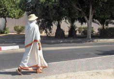 Habit tradionnel de l'ile de Djerba - Tunisie