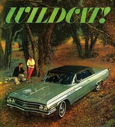 Vintage 1963 Magazine Ad for Buick Wildcat Sleek Sure Footed Muscular Strong Vintage Advertisements, Vintage Ads, Vintage Posters, Buick Wildcat, Buick Cars, Ad Car, Car Memes, Automobile, Car Advertising