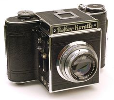 Reflex-Korelle ........ I love older cameras and hope one day to collect some :)